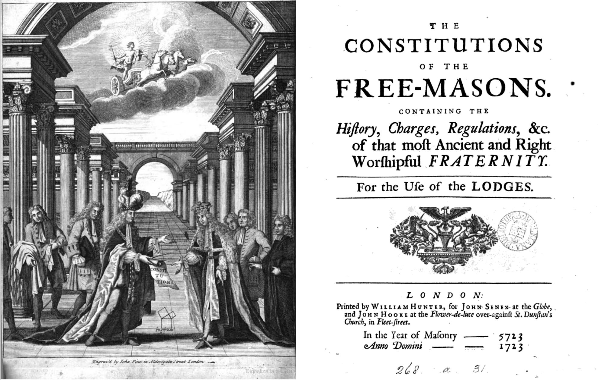 Anderson's Constitutions